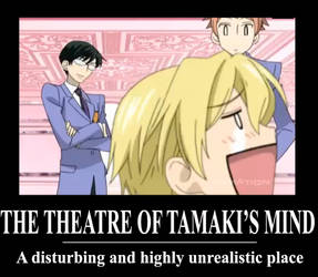 The Theatre of Tamaki's Mind by DogFreak108