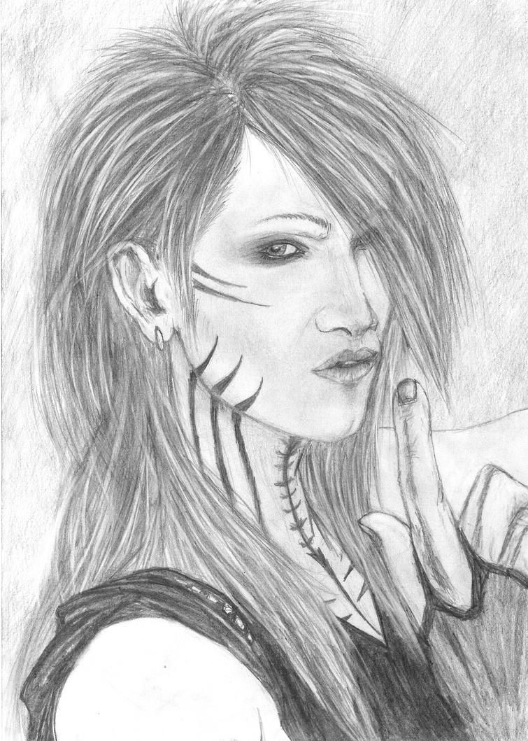 Ash by DogFreak108