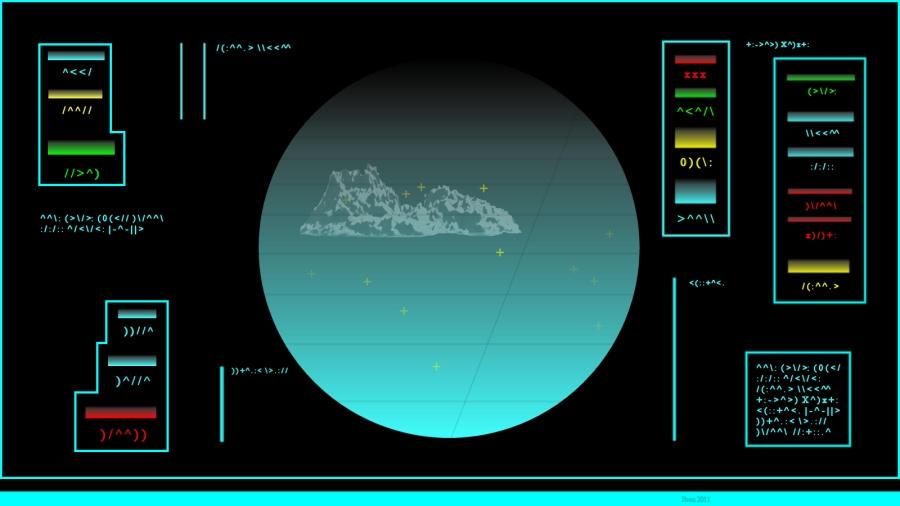 Peace Maker Radar Screen