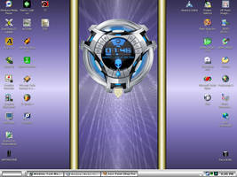 My current desktop by iben1
