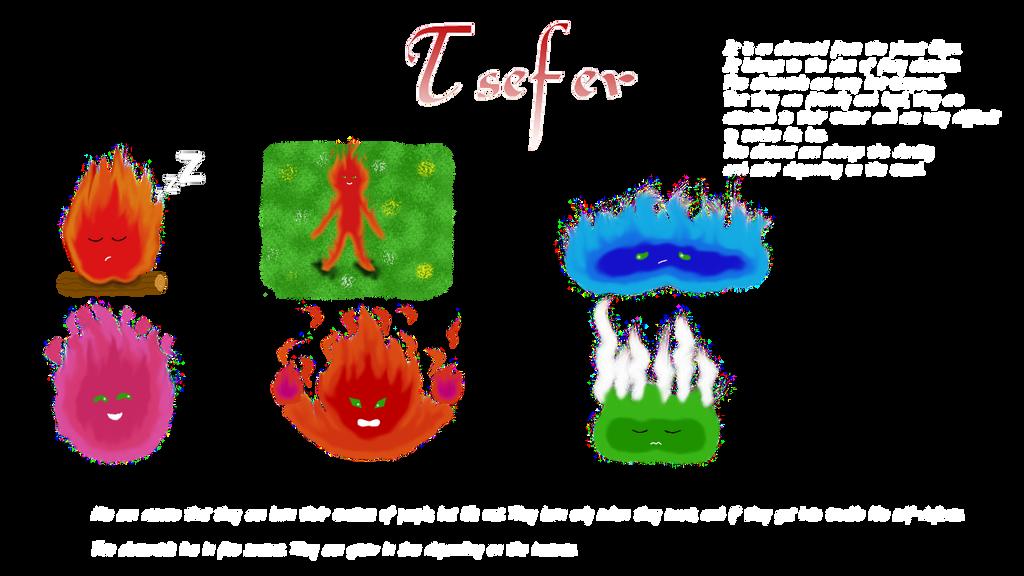 Tsefer by Liliyworld