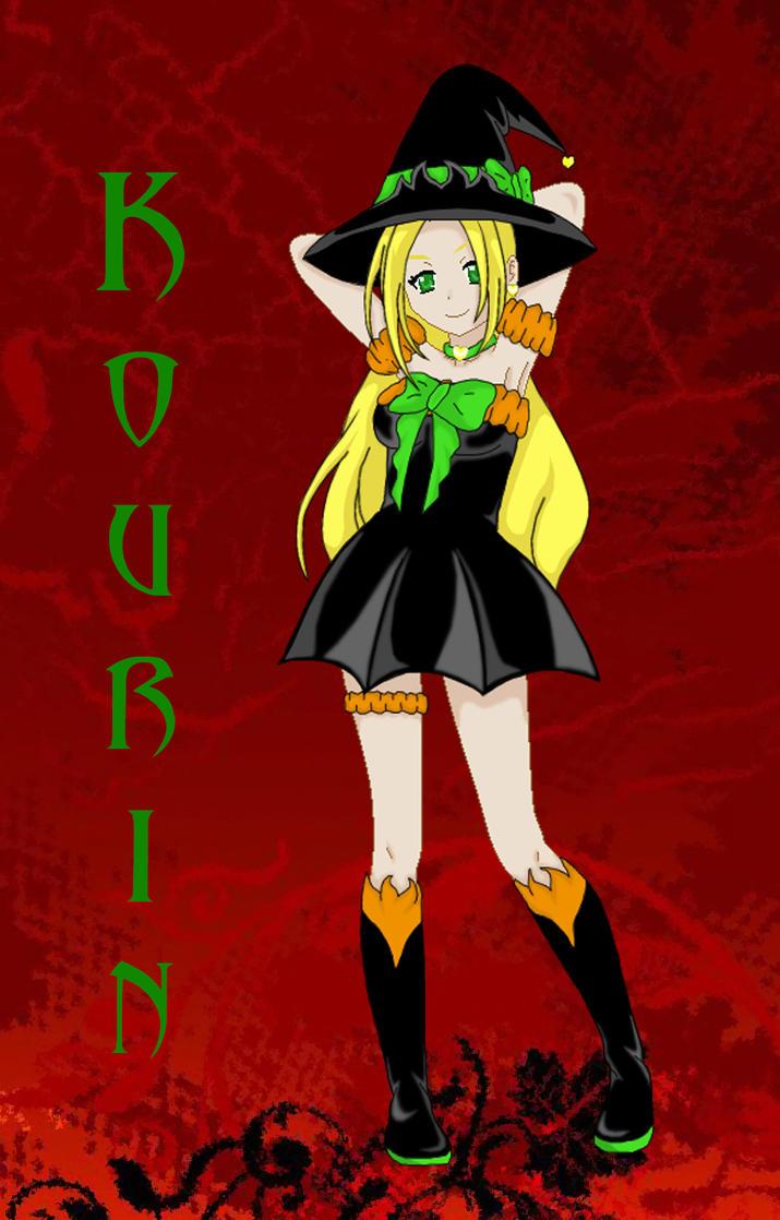 Kourin Witch by Liliyworld