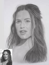 Jennifer Garner by Gutierrez-valeria