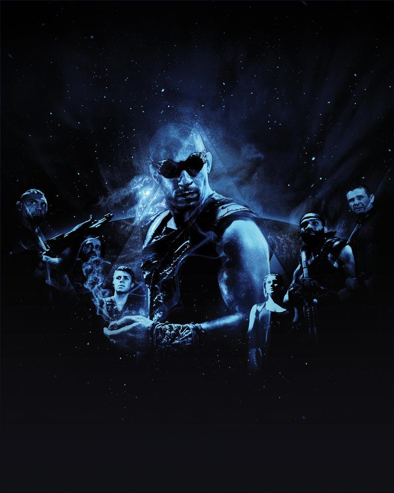 Riddick by evolvearte on DeviantArt