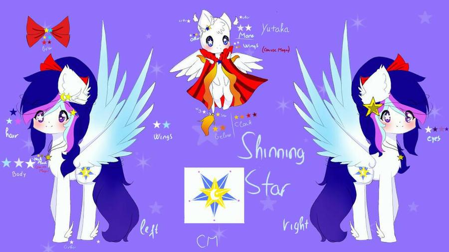 Shinning Star-Yutaka(pet) ref by Shinning-StarYT