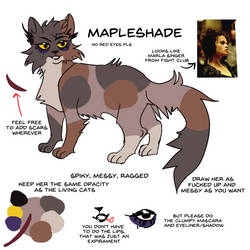 Mapleshade by joestartechnique