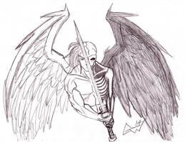 Heaven or Hell by anjiru