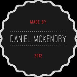 Logo badge by DanielMckendry