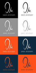 Personal logo concept by DanielMckendry
