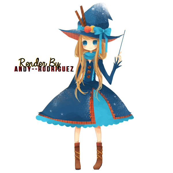 Partage de Renders! Candy_witch_render_by_andy__rodriguez-d6ltb9n