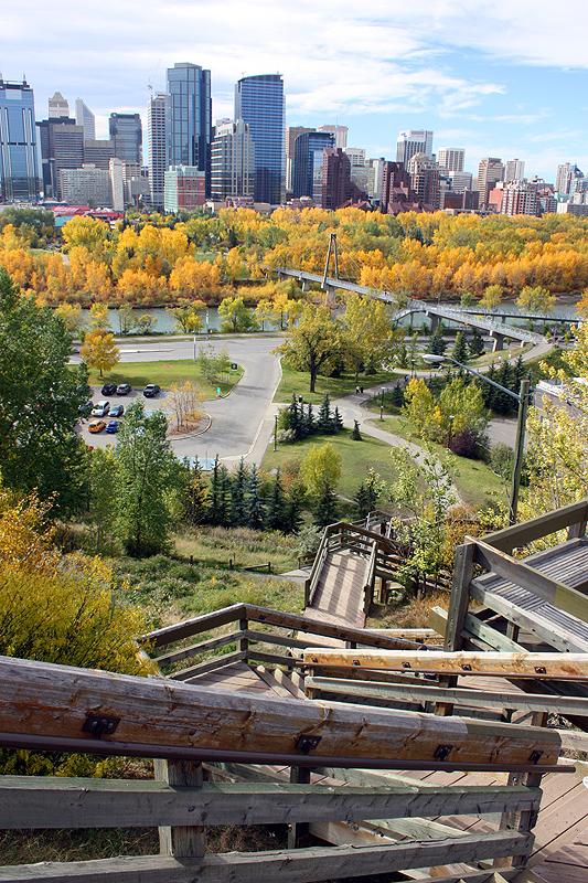 Calgary by yurski