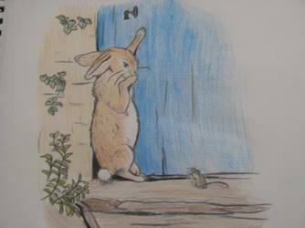 Peter Rabbit by Jessicashley88