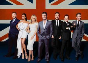 Britain's got talent tonight at 8:00pm
