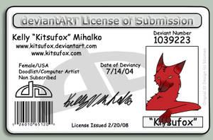 Dev ID 20080220 by Kitsufox