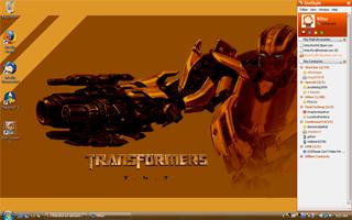 Desktop 20080310 by Kitsufox