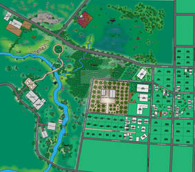 CoSC - Game Map