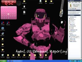 Desktop 14 February 2007 by Kitsufox