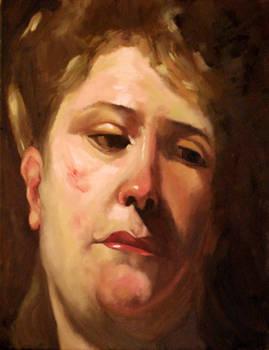 Sargent Portrait Study