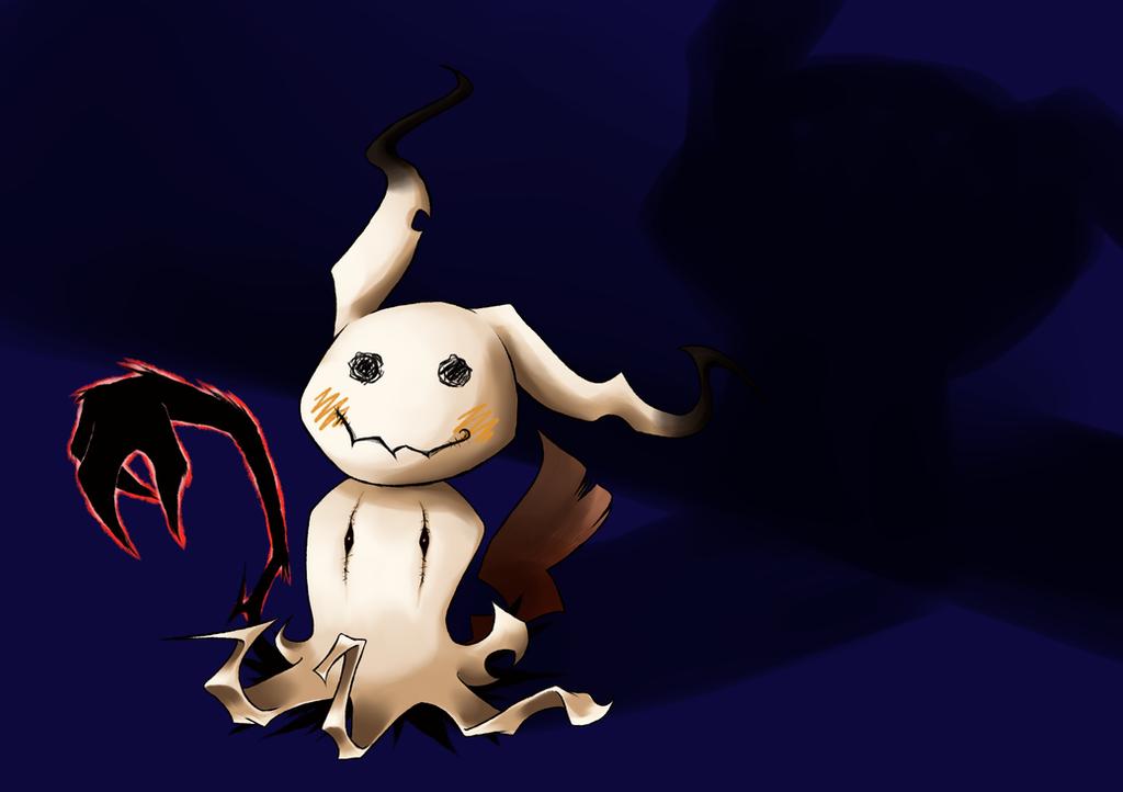 Creepy Cutie by Smimii