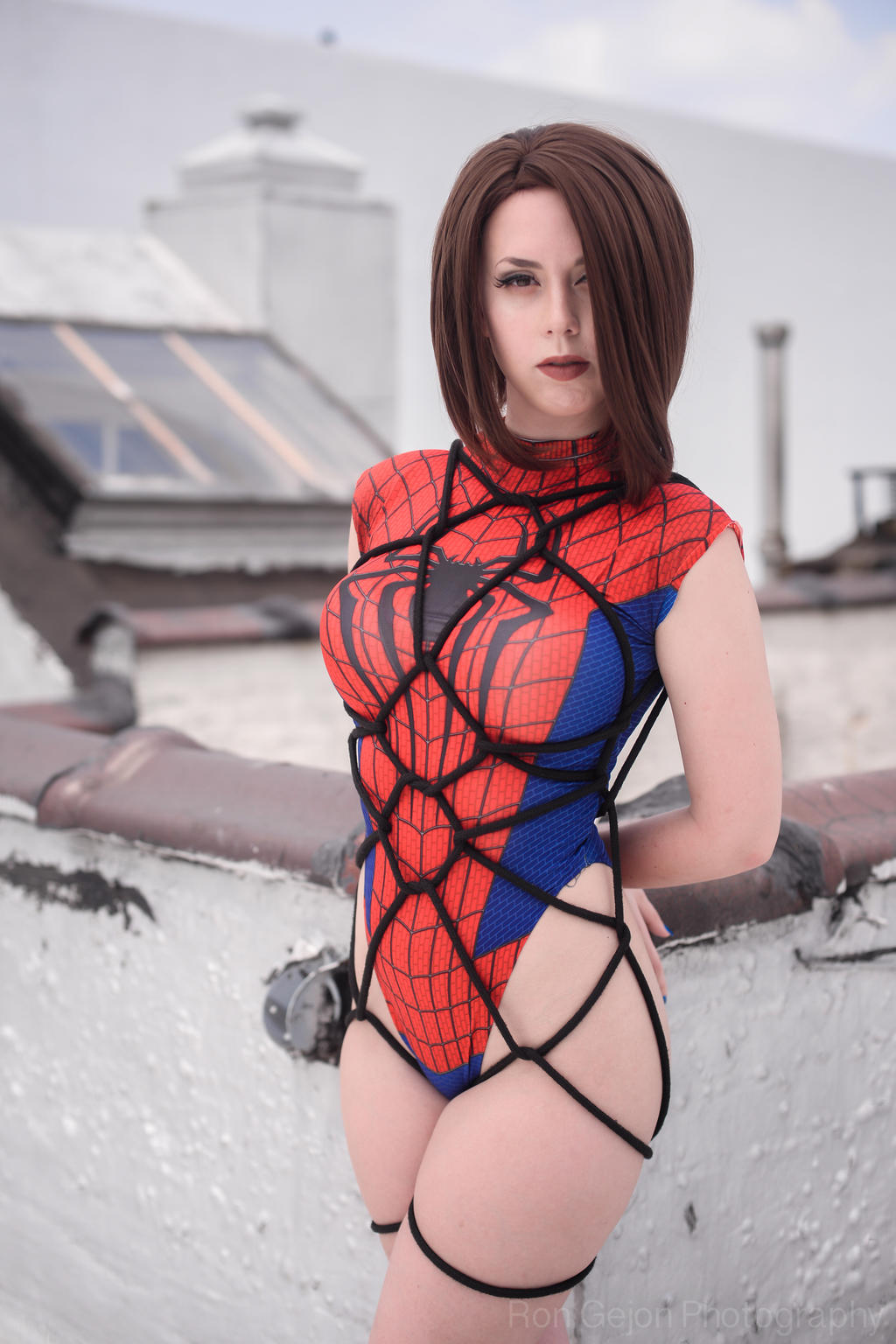 Just your Friendly Neighborhood Spiderman by