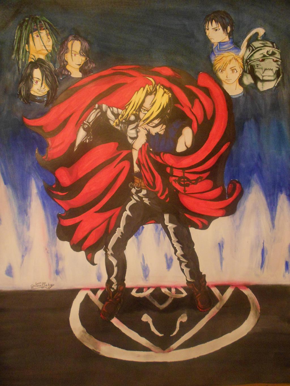 Tag: Parody:fullmetal Alchemist - E