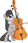 Octavia aka Cello Pony