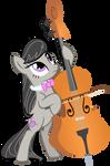 Octavia aka Cello Pony