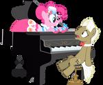 Pinkie Pie Piano Surprise
