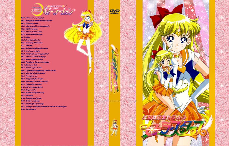 Sailor Moon Stars by MatthewGrimp