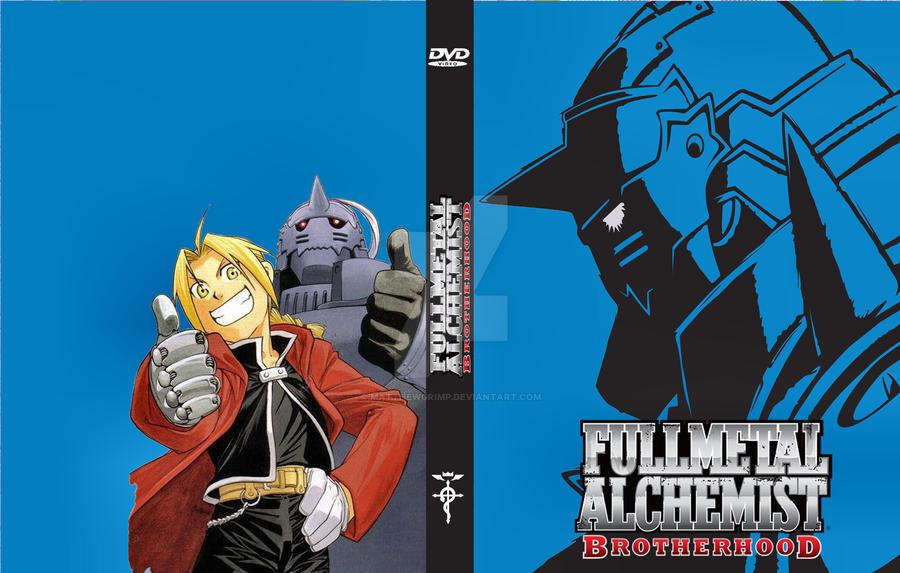 FMA DVD 2 by MatthewGrimp