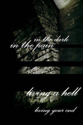 in the dark by IdaMiaJotta