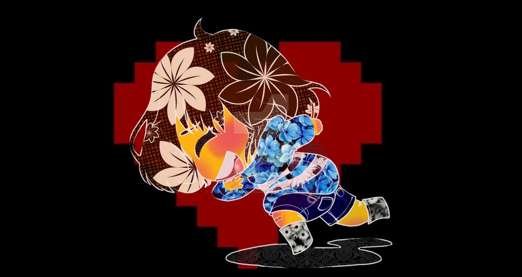 Flowerfrisk by angelofdarknessderpy