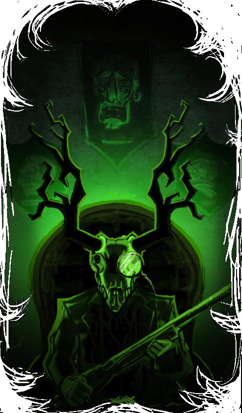 Evil Buck by YLvanYLAN