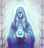 Blue Diamond by Jiiri