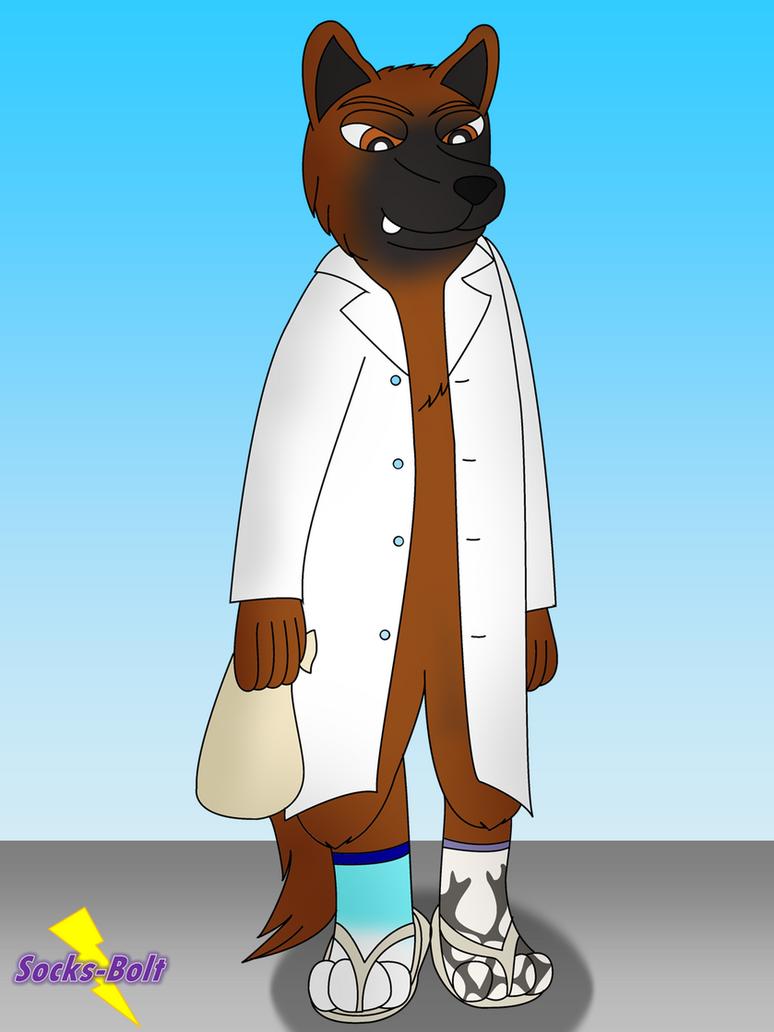 Dr Soft's New Socks Pg 2/2 - Sock TF *Story Below* by Socks-Bolt