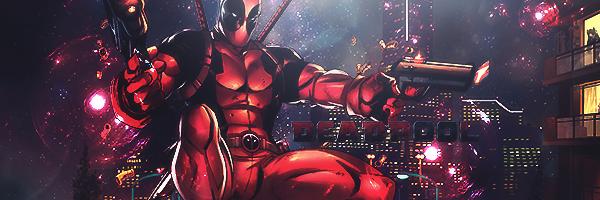 Deadpool by NachocoHop