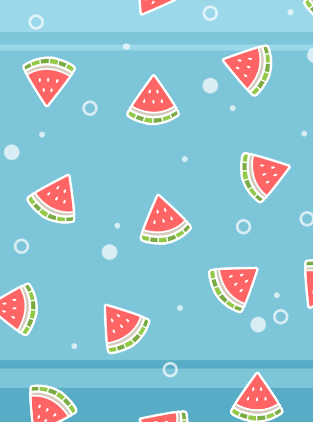 Watermelon Party Wallpaper For IPad By Sosogirl123