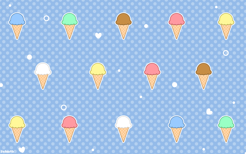 Download Free Cute Ice Cream Wallpapers: Ice Cream Wallpaper By Sosogirl123 On DeviantArt
