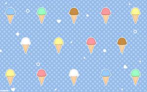 Ice Cream Wallpaper by sosogirl123