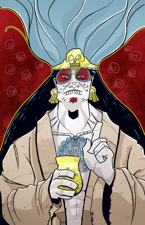 Montezuma's Revenge Poster by BankyStar