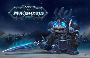 Enter the Murghouls by MicreroFurioso