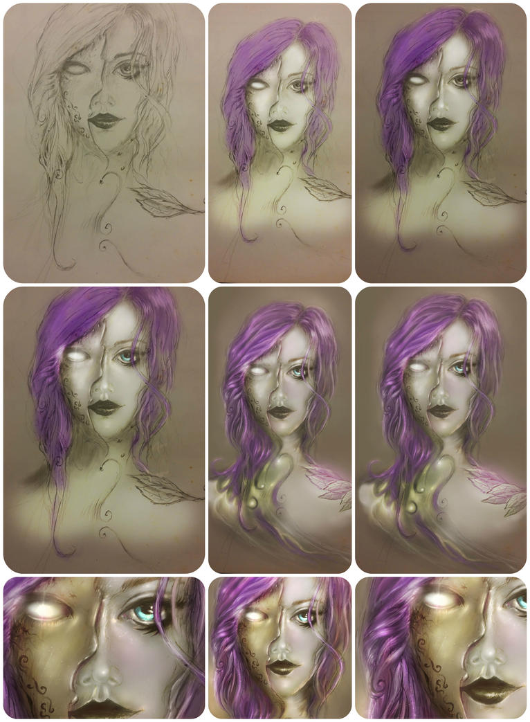 Ramona Collage by regretsmyl