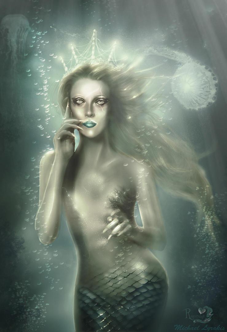 Mermaid by regretsmyl
