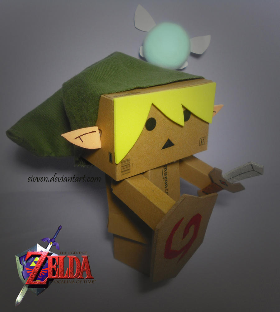 Danbo: Ocarina of Time by eivven