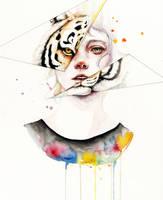 I'm tiger by KON085