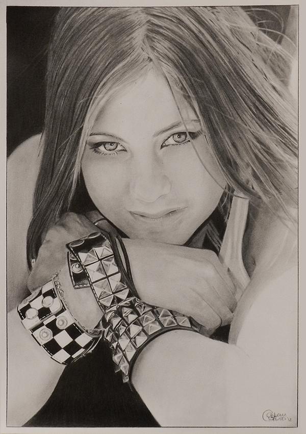 Avril Lavigne by bebaavril95