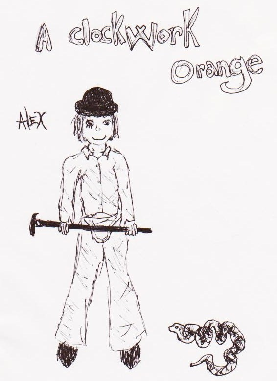A ClockWork Orange by yom100