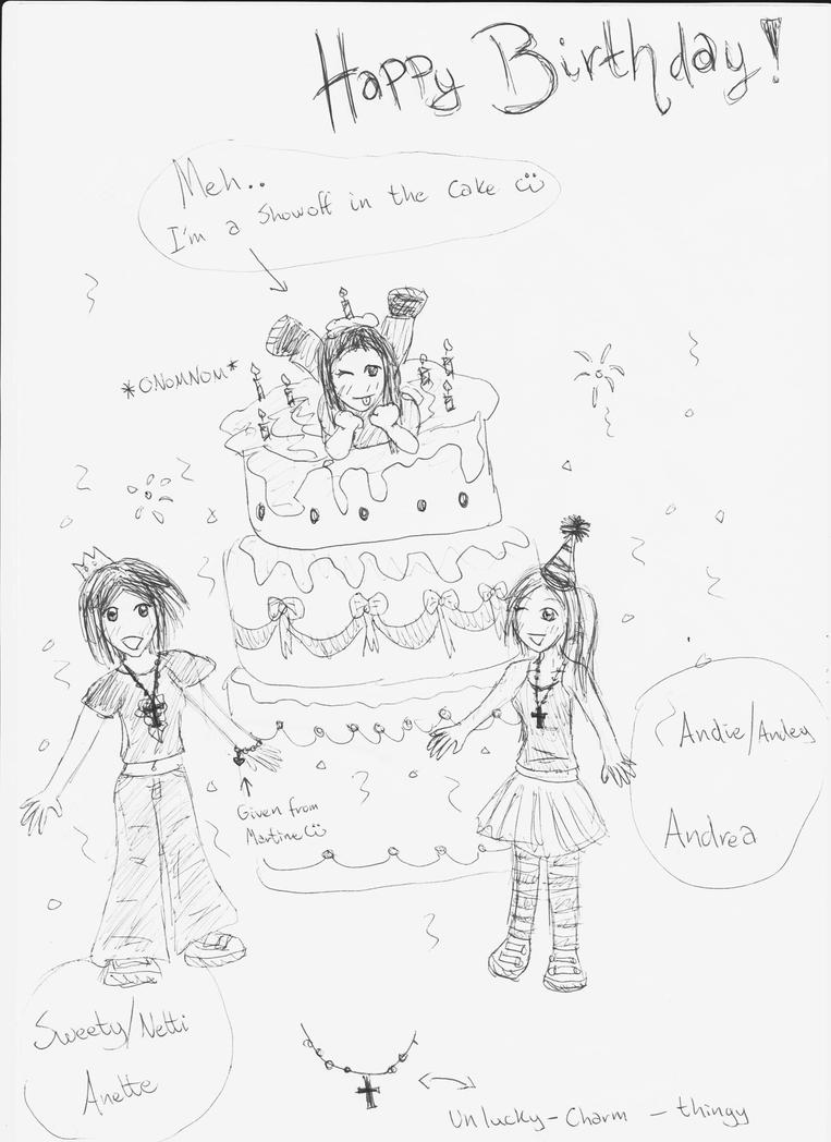 A kinda Birthday present by yom100