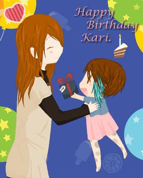 .:Happy B-Day Kari:.