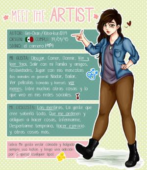 .:Meet The Artist:.